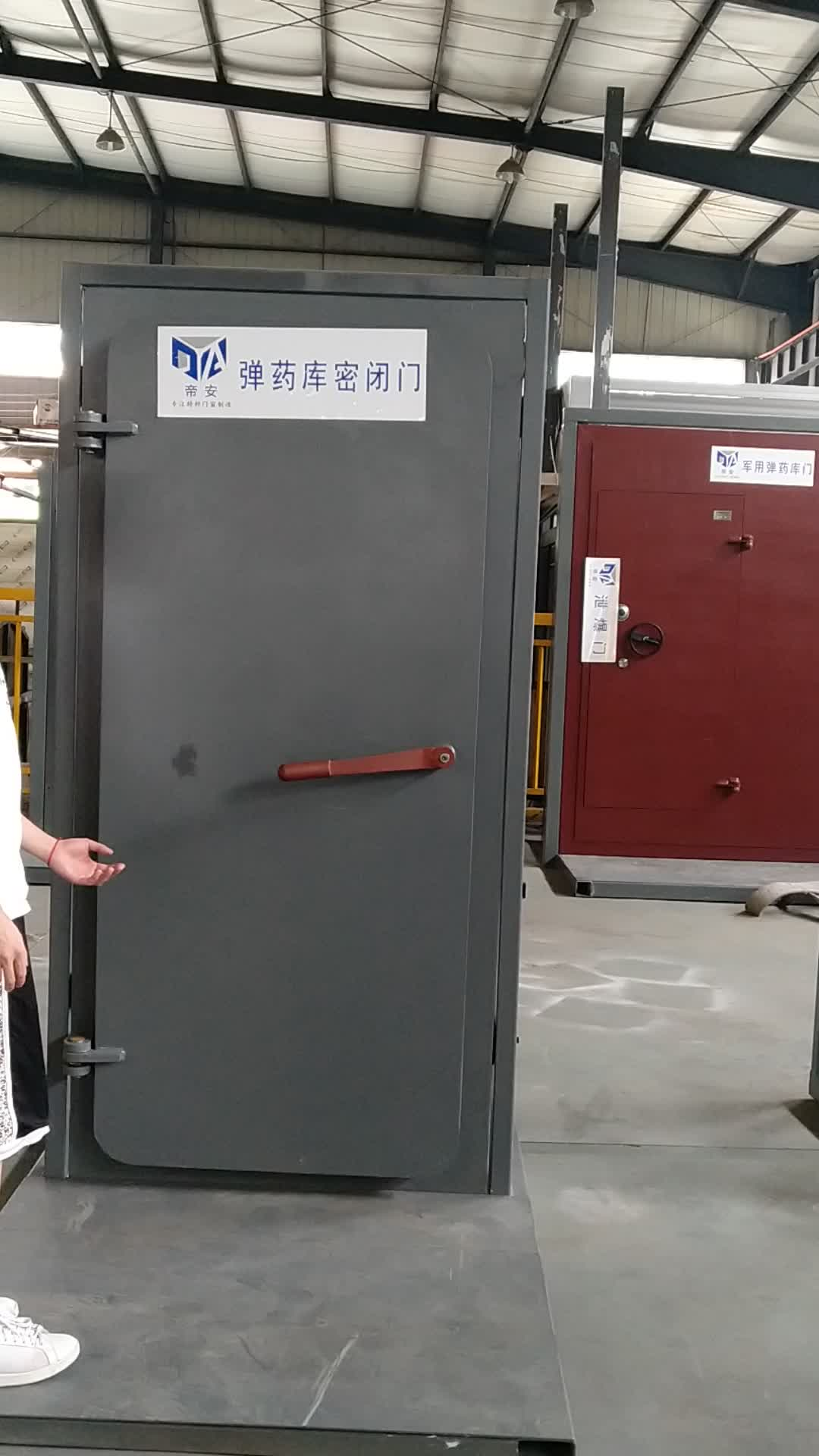 High Quality Exterior Doors Jefferson Door: High Quality Explosion Proof Door Stainless Steel Security