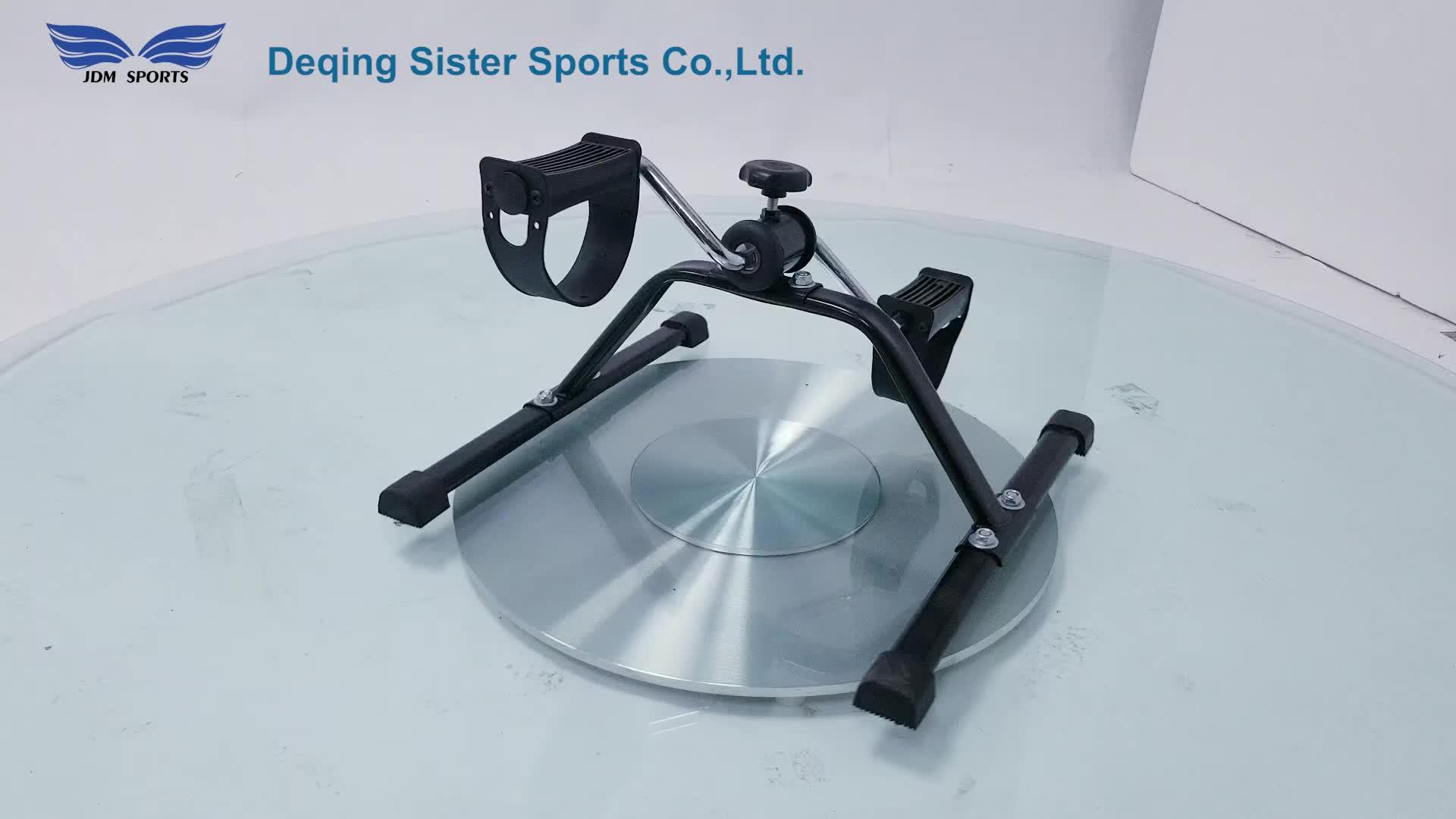 Nova moto de fábrica mini stepper braço idosos perna pedal exercitador