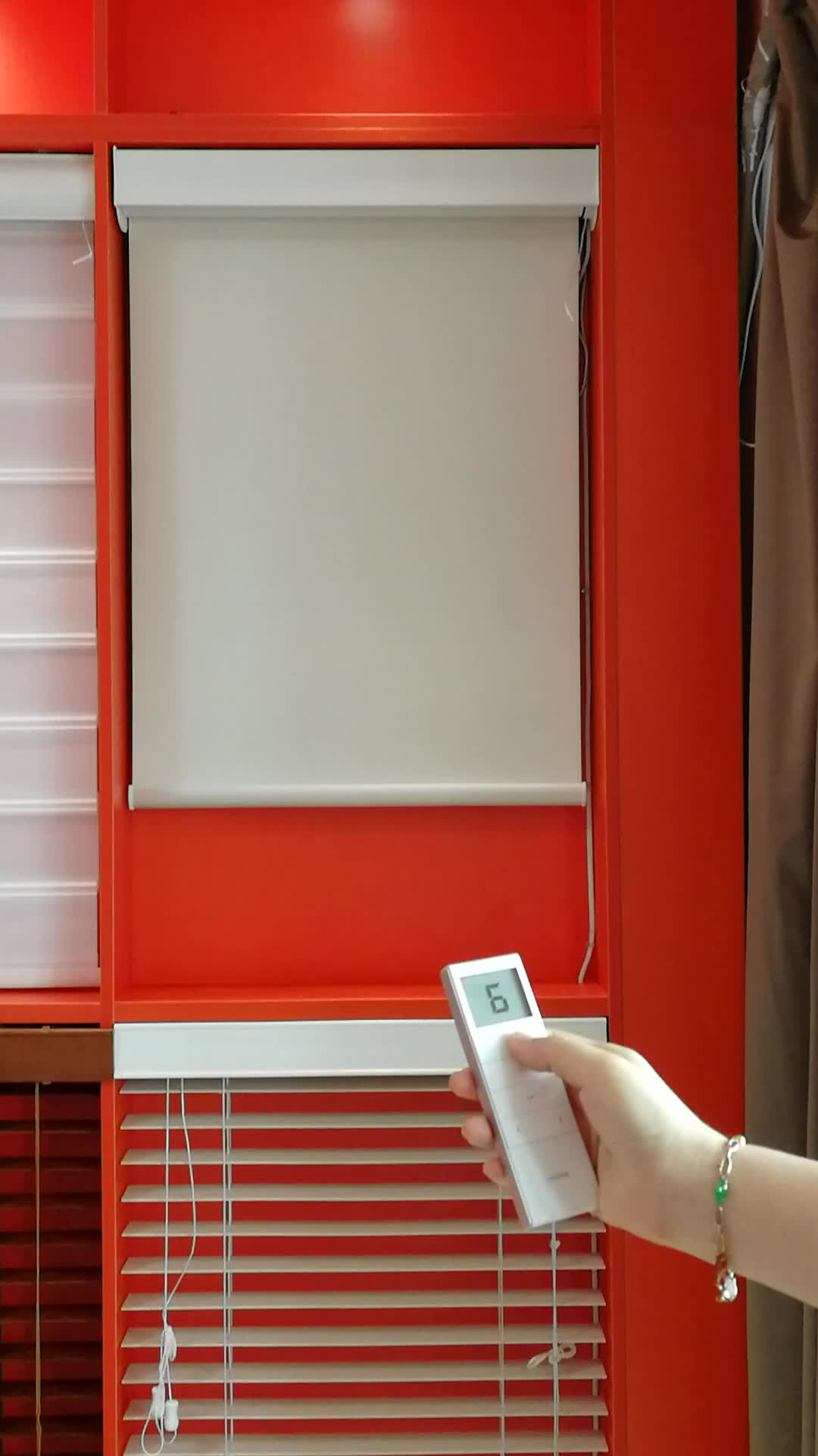 Top Quality Blackout Electric Window Roller Blinds Buy