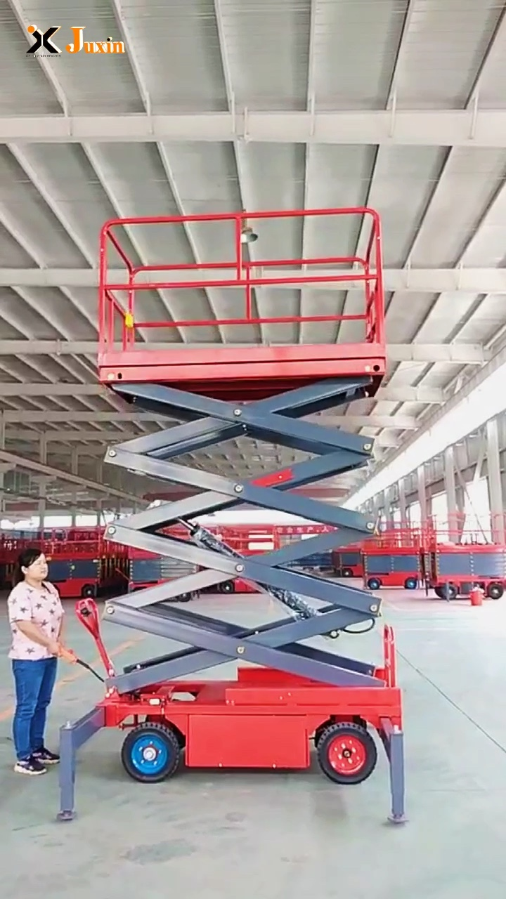 Hydraulic ladder price for aerial work