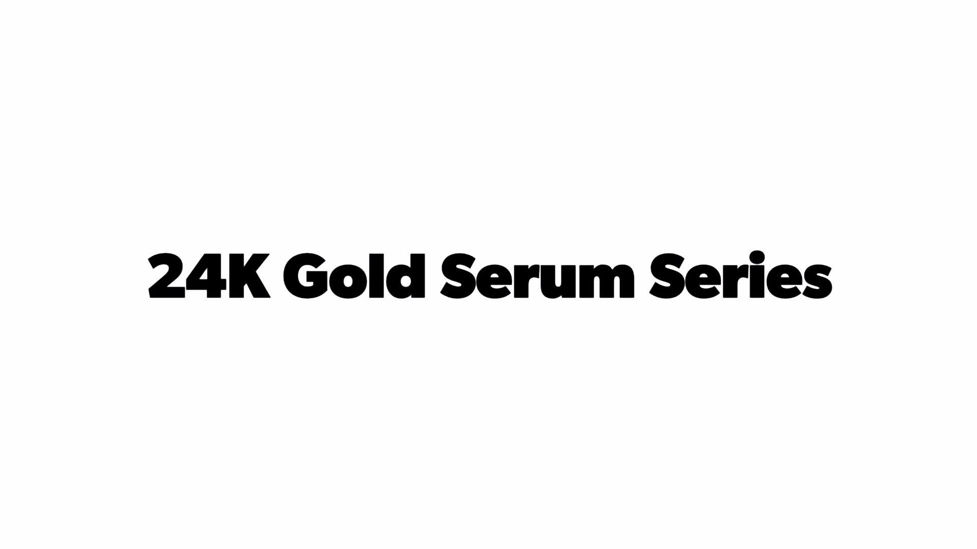 24k Gold Serum Private Label Hyaluronic Acid 24k Gold Face Serum 24k Gold Serum