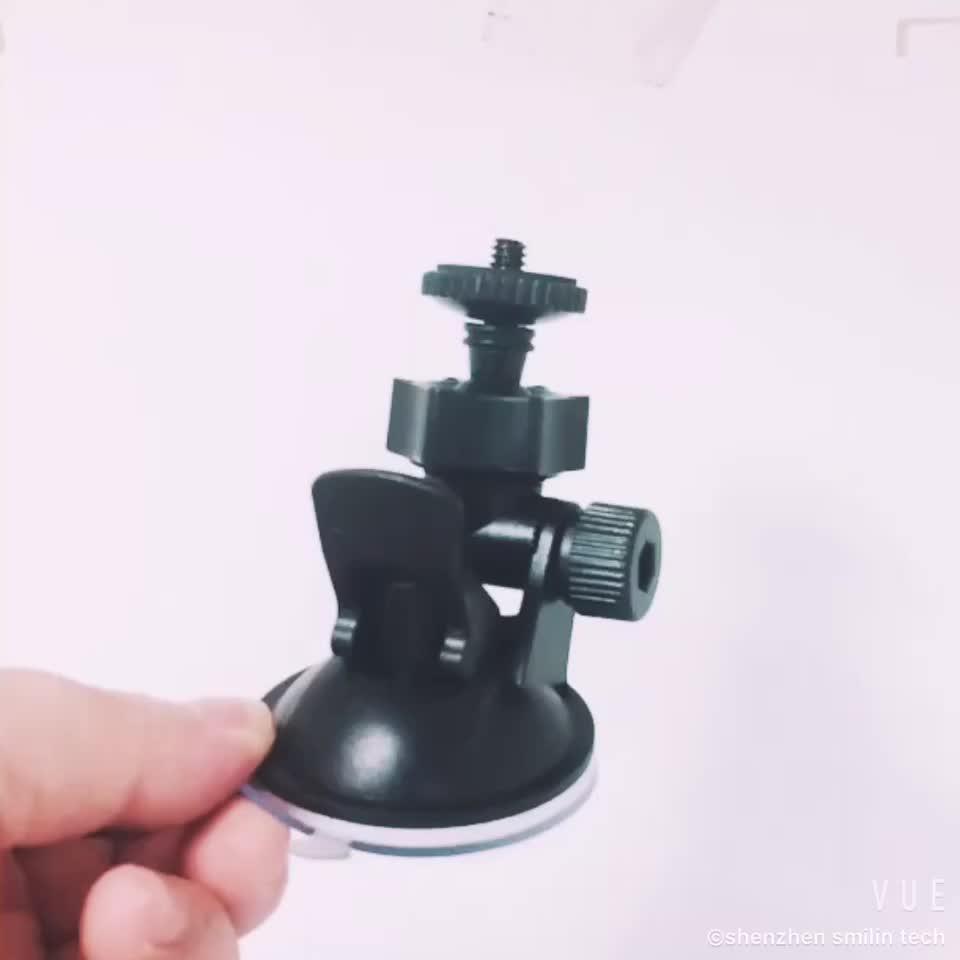 360 rotating camera accessories windshield mount universal car holder for dvr blackbox