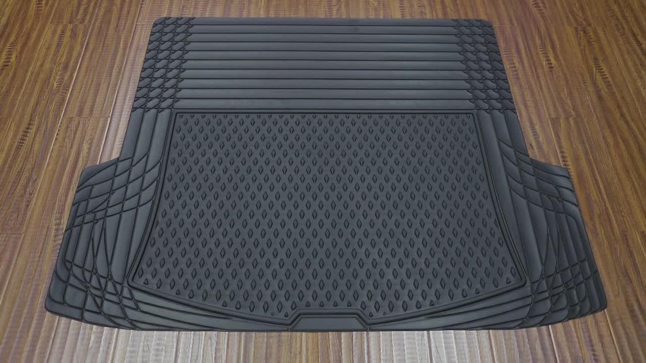 Cuttable Practical Car Trunk Mat Vehicle Floor Mat all weather car mats