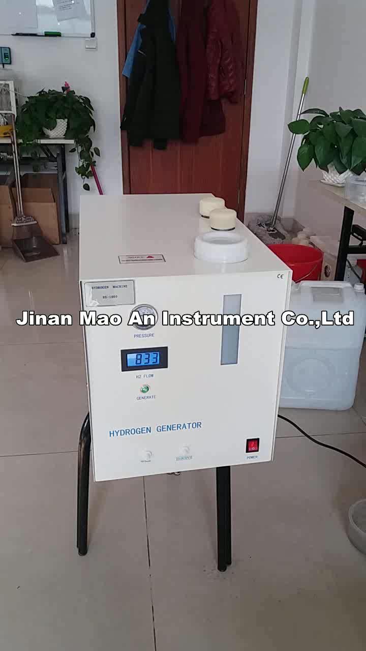 Rijke waterstof machine Inademing waterstof facial machine ademhaling