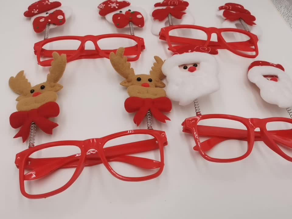 Christmas Santa Sunglass for Holiday Party