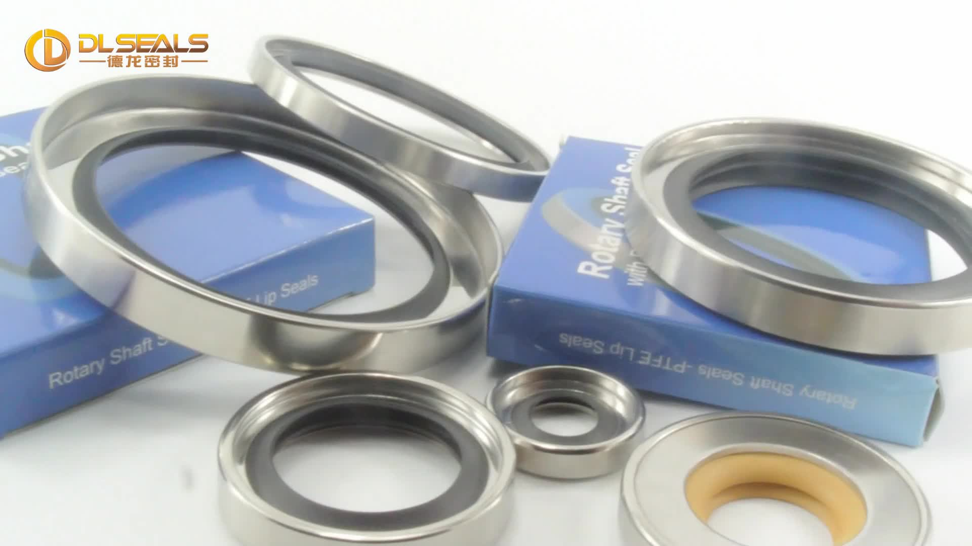 2904-0060-00 PTFE Oil Seals Screw Compressor rotary lip seals Rotary Shaft Seals