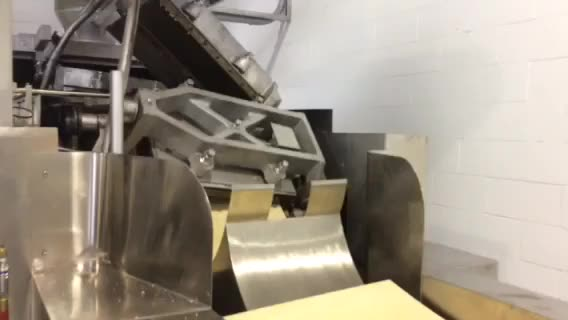 GGKHG-27 Automatic Gas Wafer Biscuit Machine Production Line