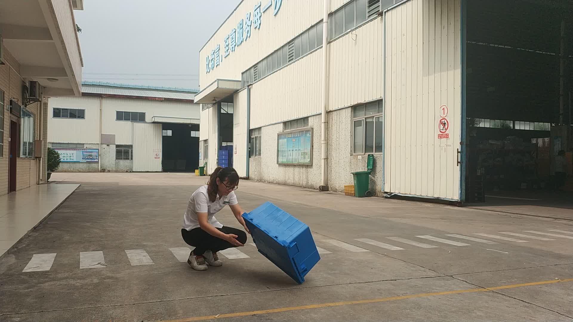 690*605*150mm सस्ते कीमत रोटी प्लास्टिक बेकरी ट्रे के लिए प्लास्टिक टोकरा