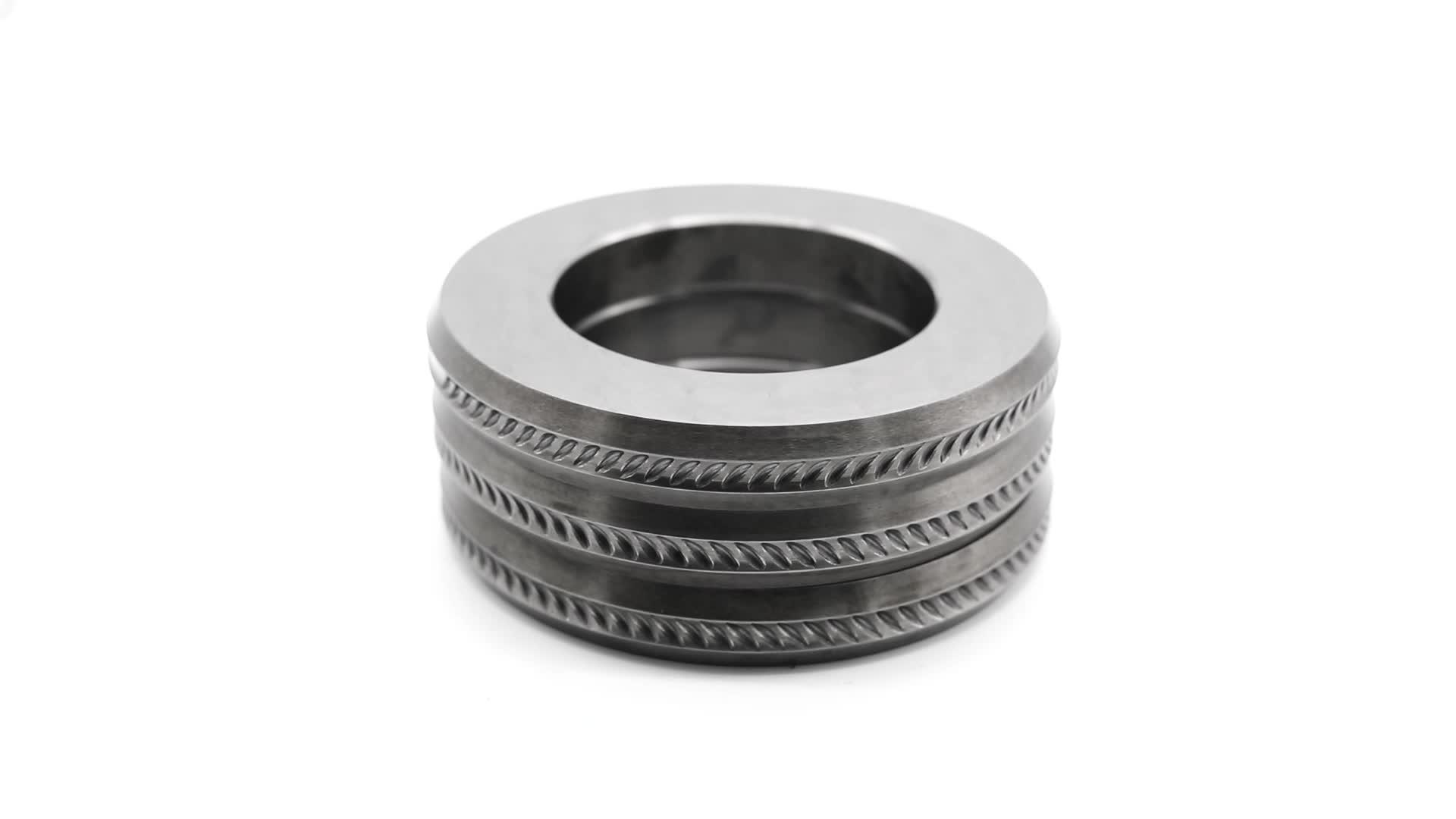Thiết kế mới tungsten carbide con lăn với hình thành cuộn cho tấm kim loại