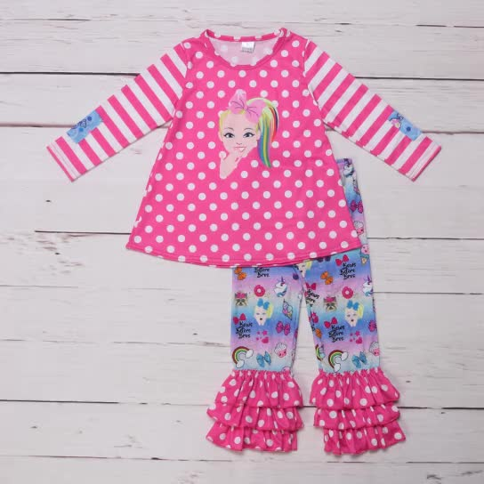 2019 manufacturer customize baby girl clothes design yourself kids clothes factory price clothing