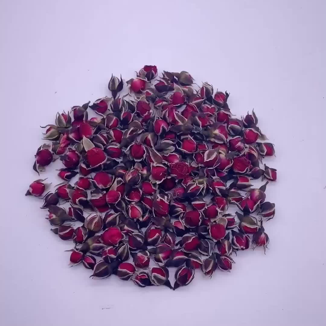 Top Quality Herbal Tea Dried Rose Tea Rose Buds Tea Golden Rose