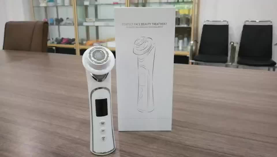Face Lifting Ultrasonic Wrinkle Removal Radiofrequency Beauty Equipment