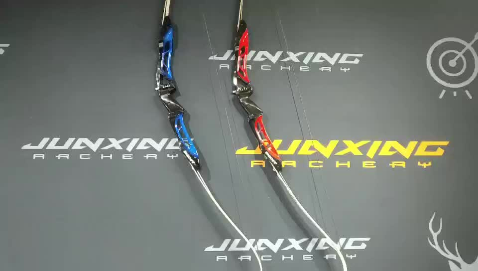 ILF recurve bow Junxing F165 archery bow for shooting