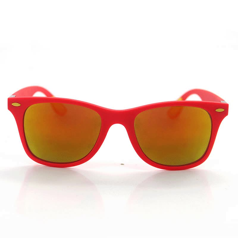 Promotion Customized Cheap Fashion Colorful Mirror Sports Sun Glasses Sunglasses
