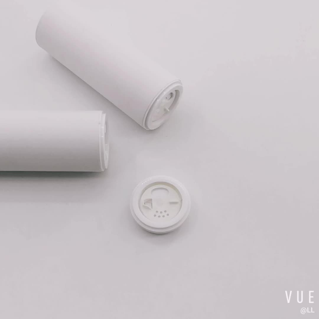 biodegradable eco food Flavoring agent paper tube packaging box
