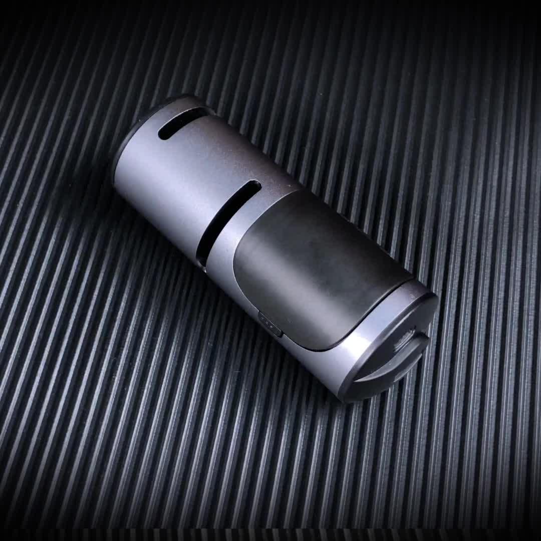 Mini sem fio à prova d' água caso com cancelamento de ruído fones de ouvido com 1200 mah carga inteligente toque tws super bass fone de ouvido estéreo bluetooth fone de ouvido