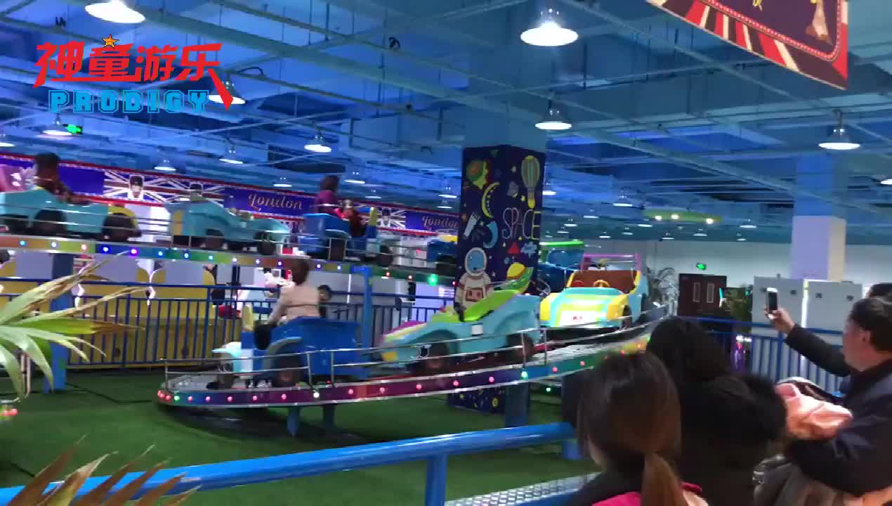 China factory with track train mini shuttle for amusement park rides
