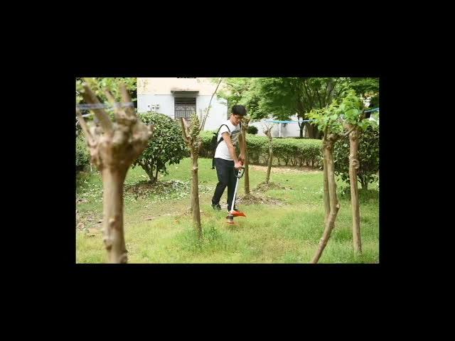 Akülü çim makası Ve çim biçme makinesi