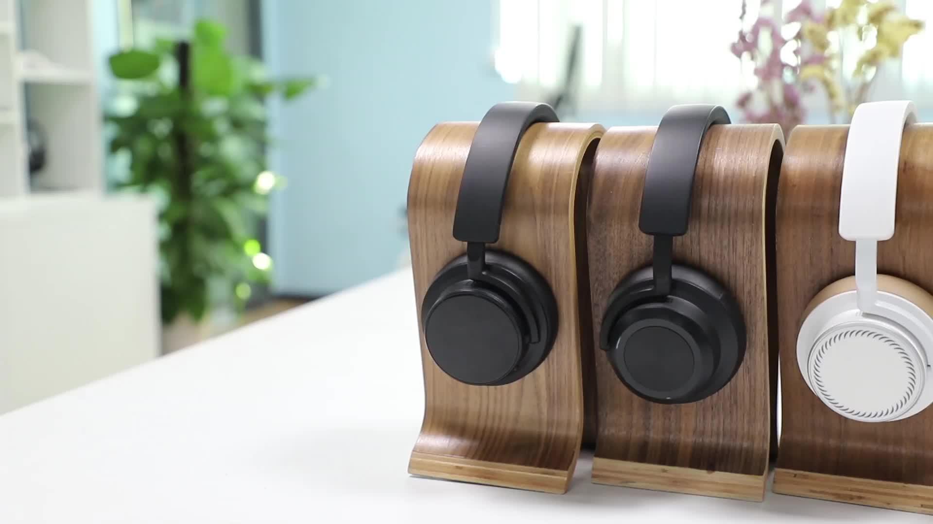 전문 소음 무선 헤드셋 제조 업체 생산 액티브 소음 차단 Bluetooth 헤드폰