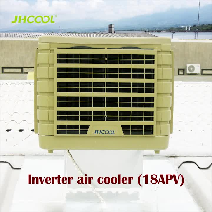 Industrial Evaporative Air Cooler for factory cooling