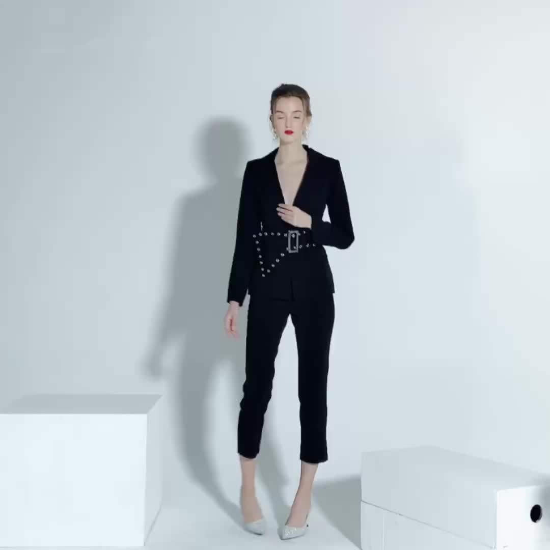 Design images suits ladies Women's Designer
