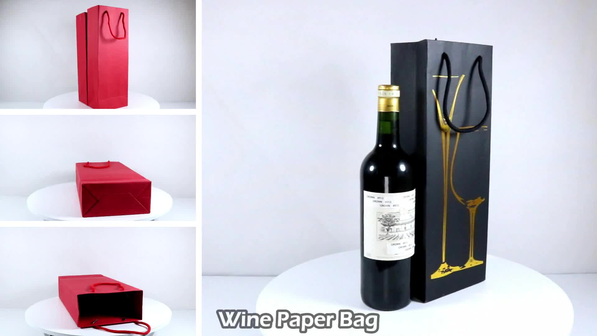 Wholesale Cheap Price Luxury Famous Brand Gift Custom Printed Shopping Paper Bag With Your Own Logo