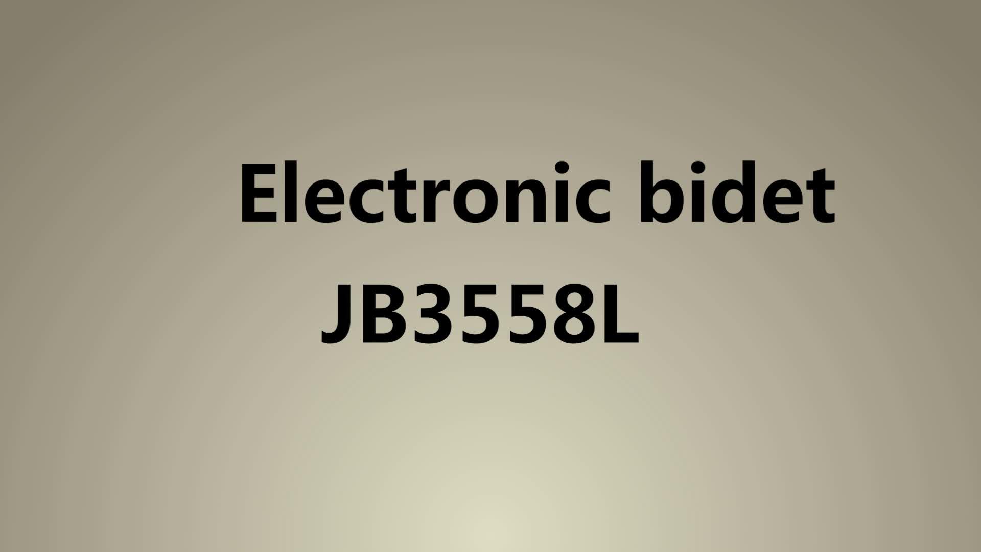 Intelligent Automatic Electric Toilet Bidet Seat JB3558L