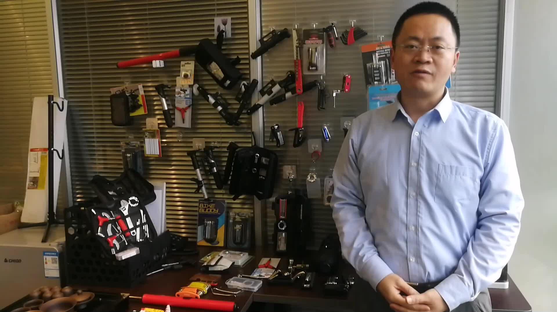 Mini Bike Hand Pump, Lightweight Aluminum Frame Tire Pump, High Pressure Bicycle Air Pump