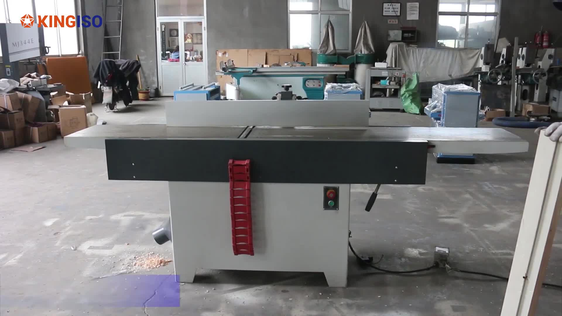MB503/MB504/MB505 woodworking jointer and planer