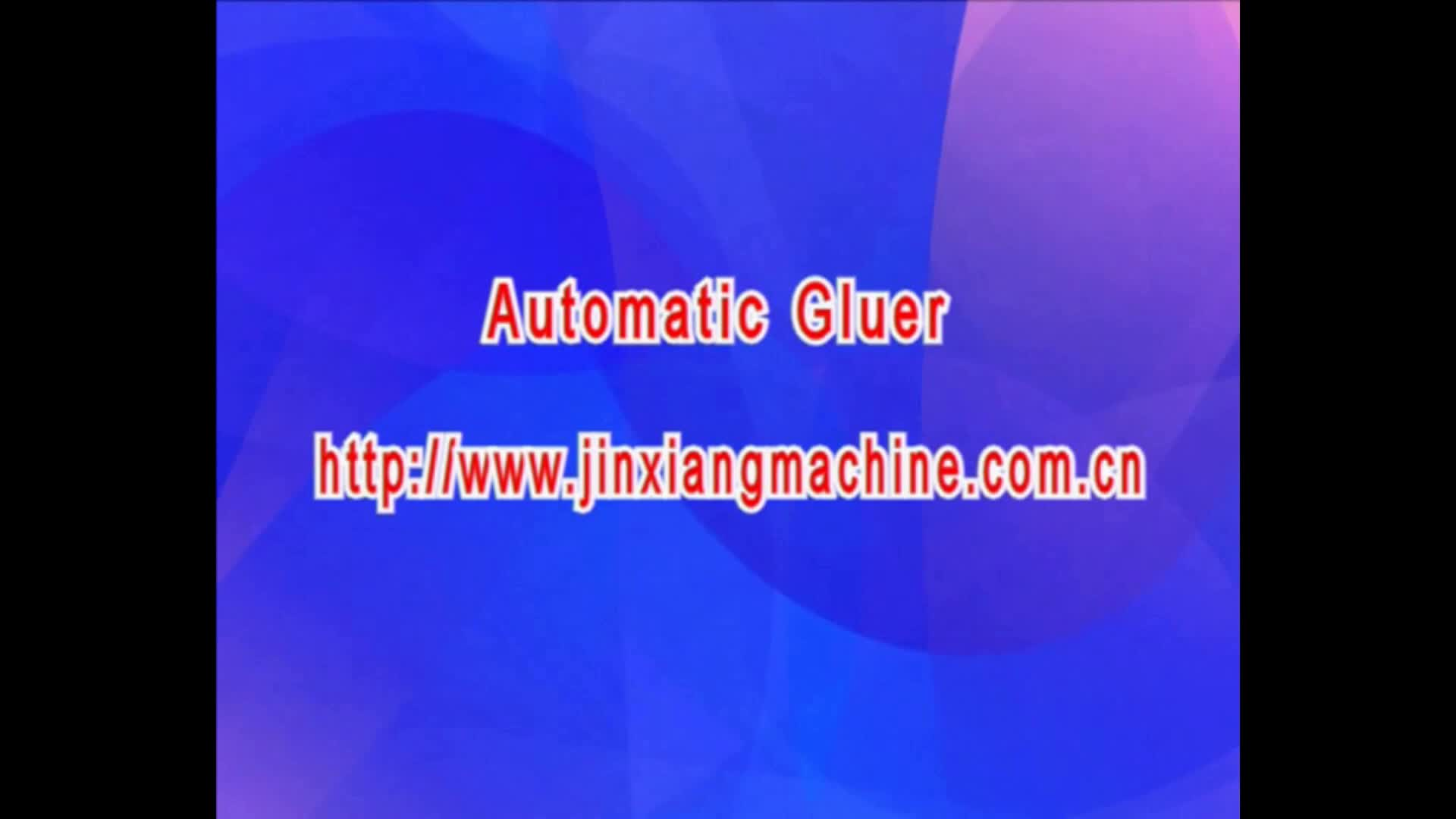 Jxd Afg High Speed Automatic Gluer Machine Buy Fully