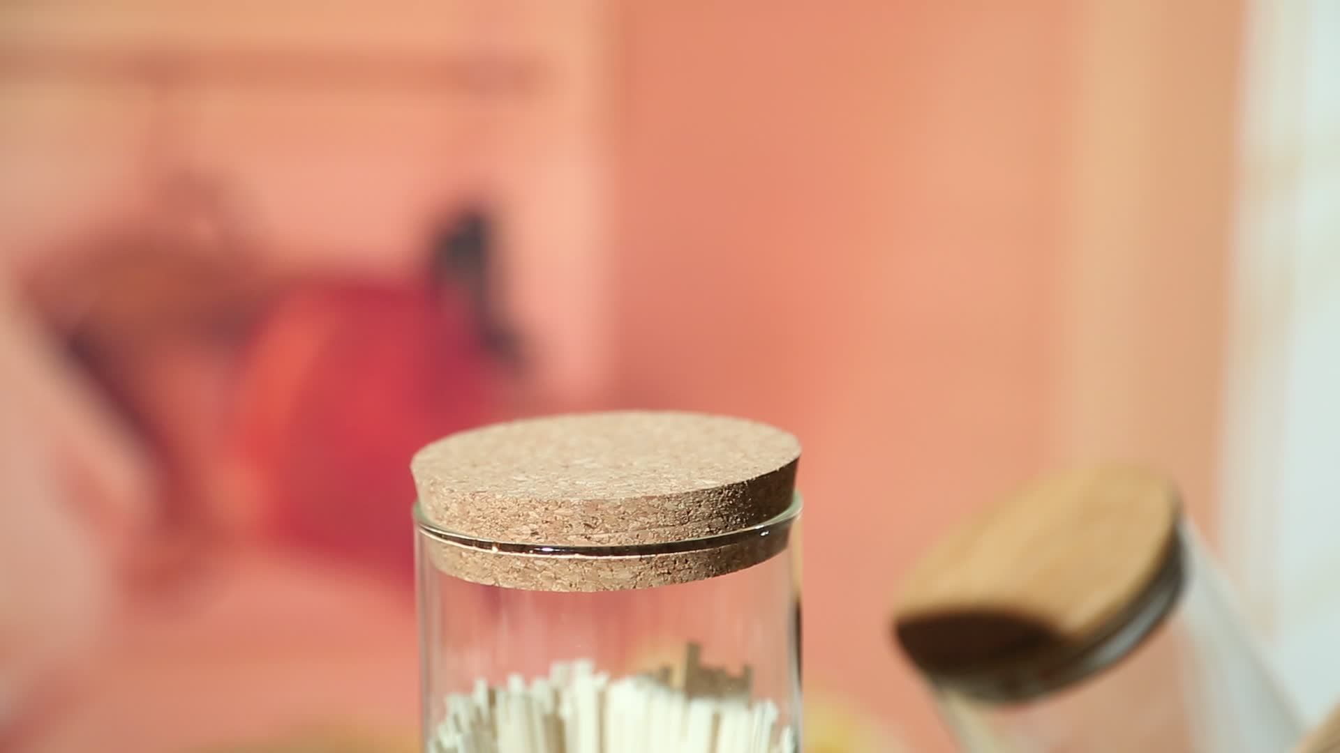 Best Buy Fruits Coffee Tea Set Honey Jar Food Storage Bottle Jar Glass Jar Container