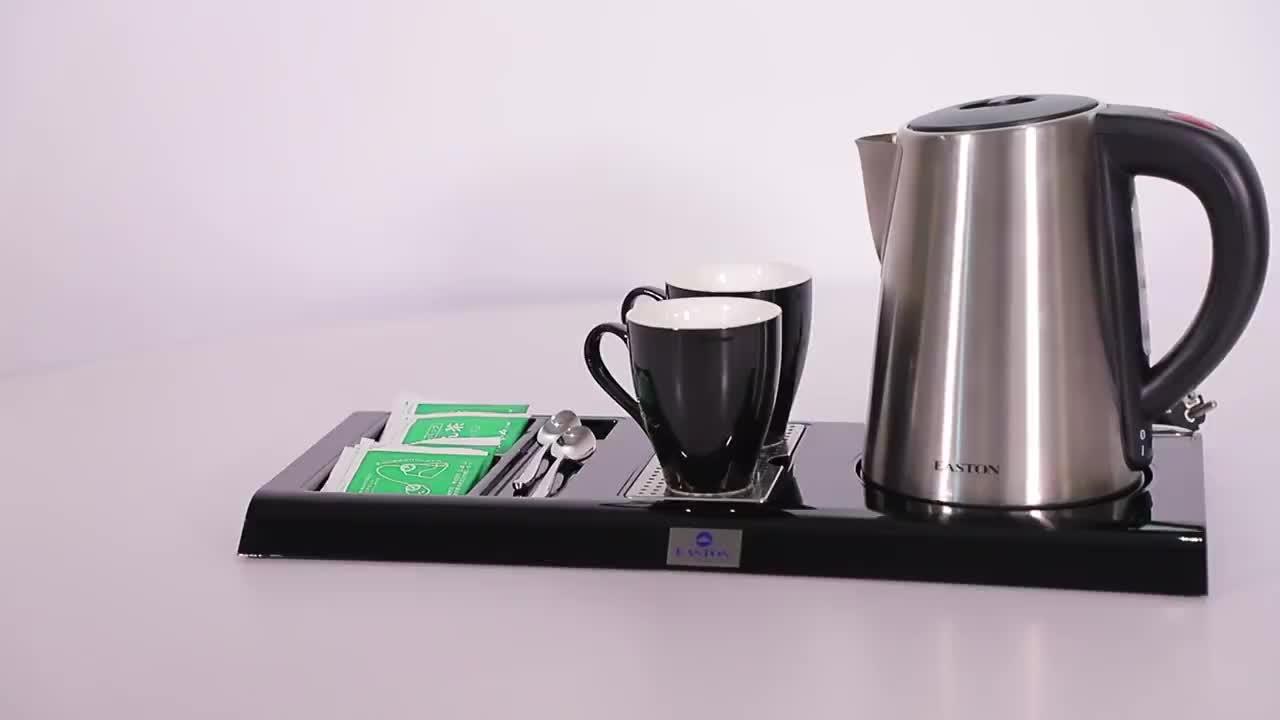 Nieuwste Hoge Kwaliteit Elektronica Apparaten Klassieke Draagbare Hot Water Hotel Waterkoker