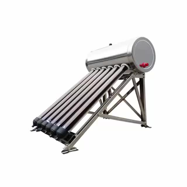 Stainless steel solar water heater rust resistance solar geysers