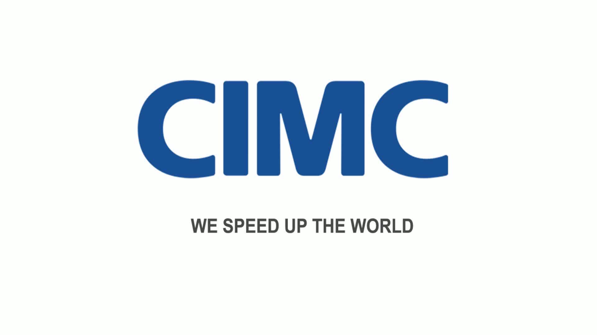 CIMC Dongyue remolque contenedor semi-remolque y contenedor llevar camión