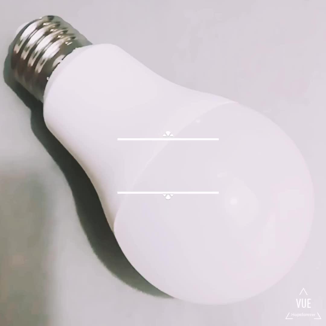 100-240โวลต์นำหลอดไฟแสงสว่างที่มีใบรับรองInmetroนำหลอดไฟE27 PCอลูมิเนียม9วัตต์นำหลอดไฟ
