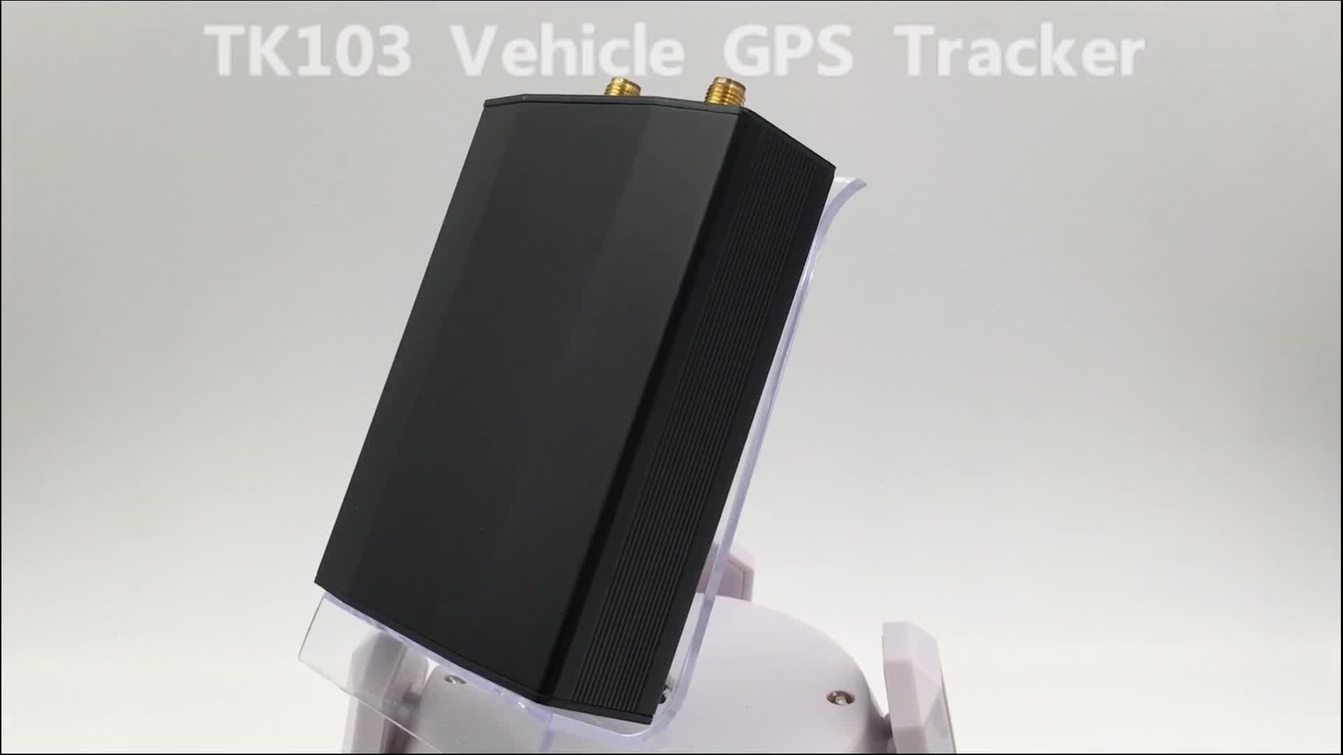 TK103 Real Time GPS Vehicle Tracking Device