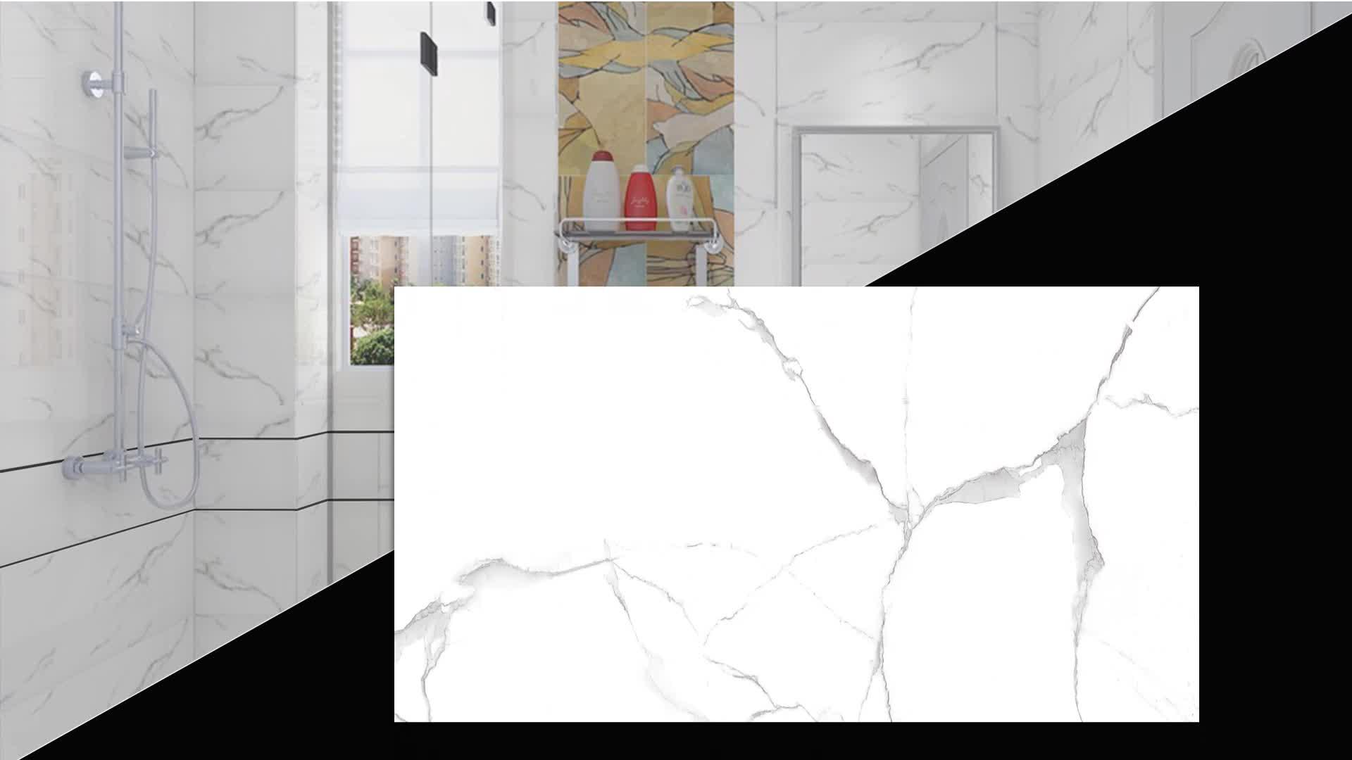 Marmer In Woonkamer : Interieur keramische woonkamer wandtegels witte marmeren tegels