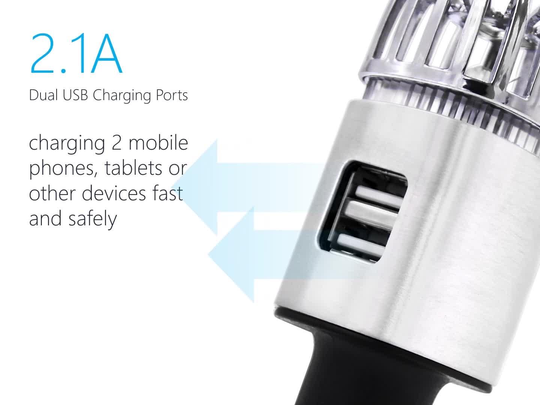 2020 sıcak satış küçük ucuz elektronik aletler aksesuarları Voiture (araba hava temizleyici JO-6291)