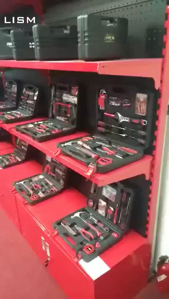 공장 직접 판매 186/217 세트 막대 도구 사용자 정의 하드웨어 도구 키트