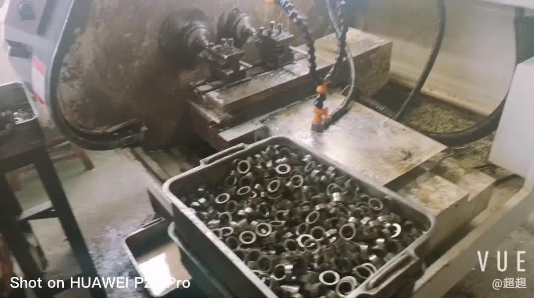 Prix de machines de fabrication de boulons à écrou, écrou en titane pour Honda, écrou à tête hexagonale