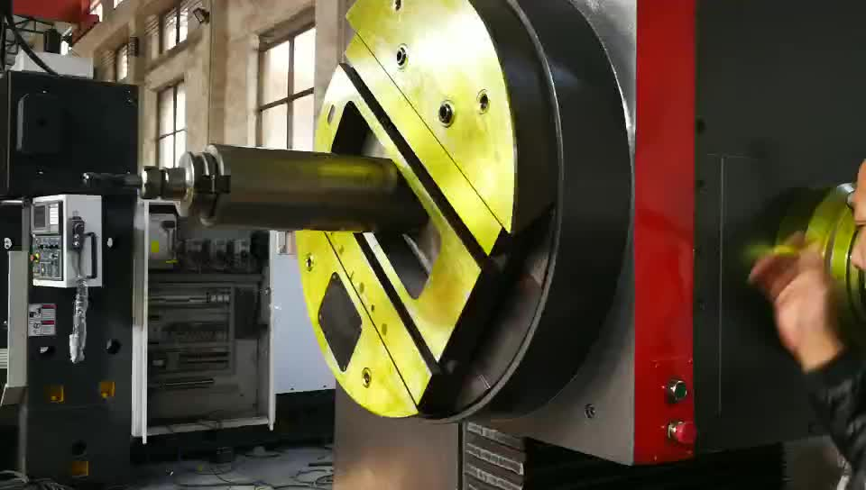 TPK6111B/3 110MM Spindle Bore CNC Boring Machine with CE