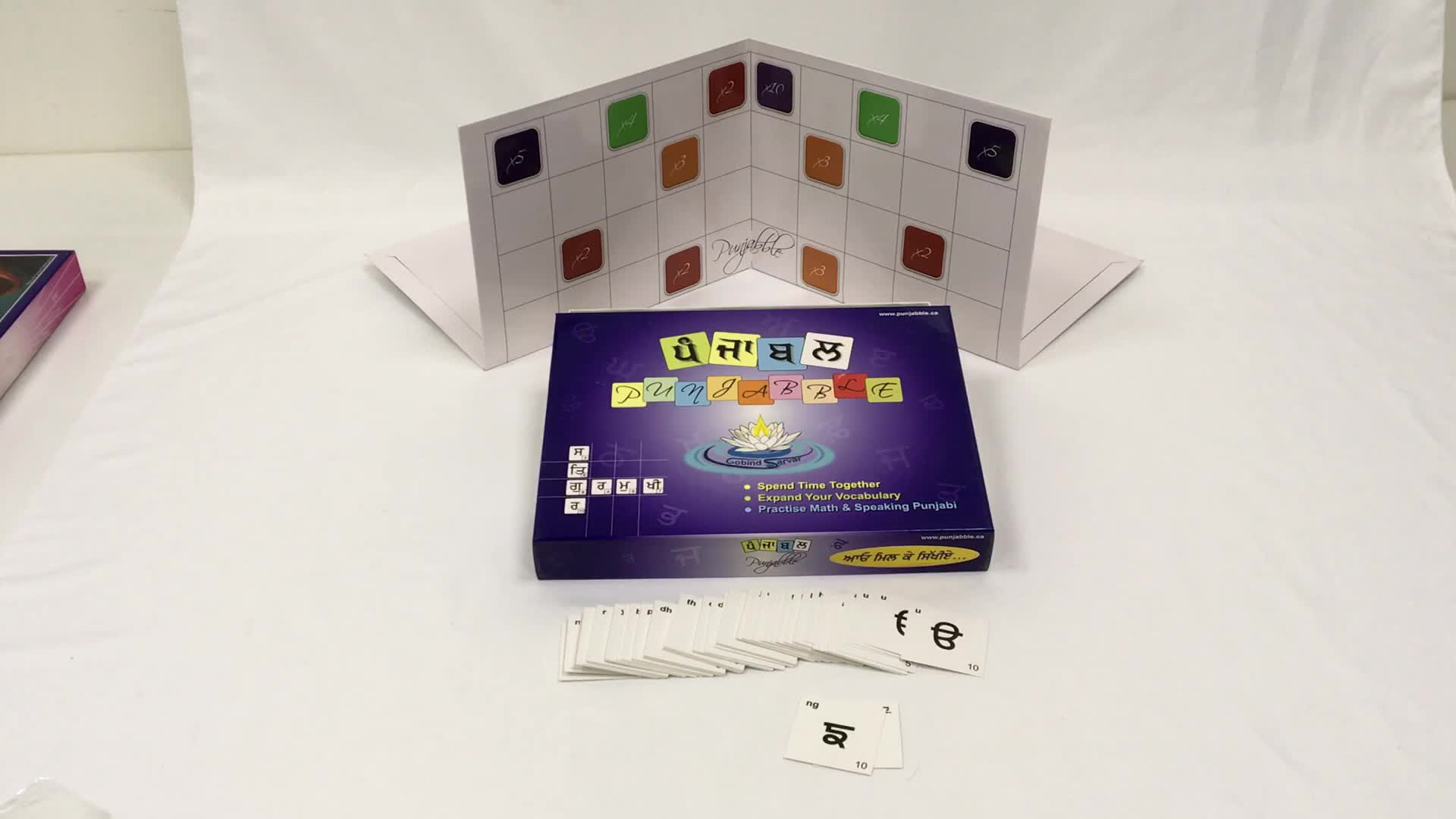 Wholesale Board Game Pieces Customised Paper Cards