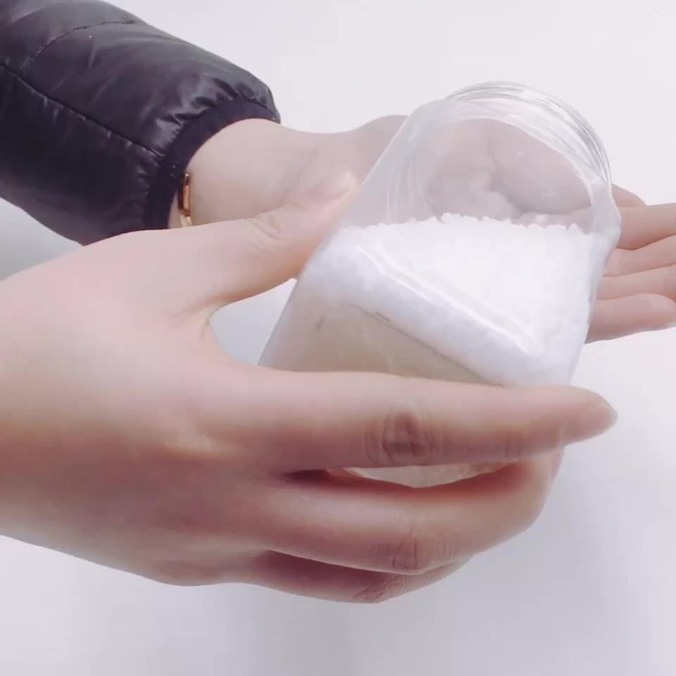 Plastic grondstoffen pla biologisch afbreekbaar materiaal