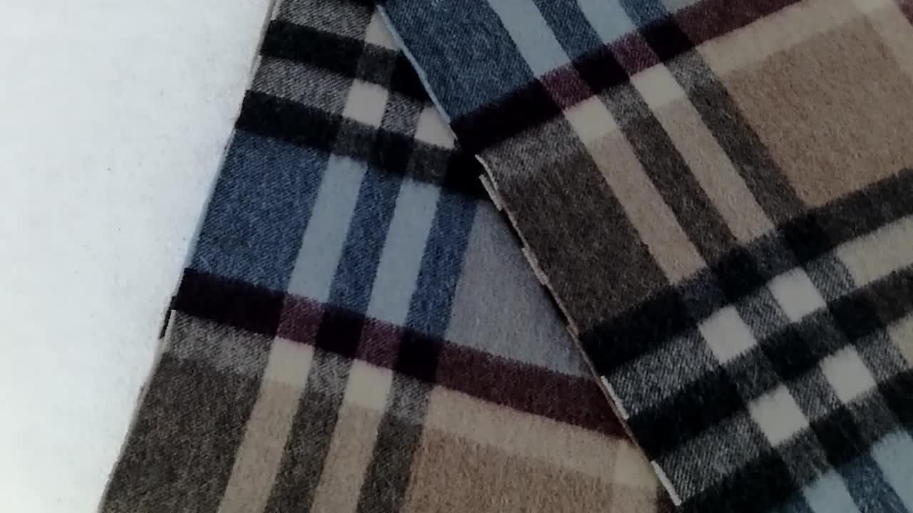 新デザインカシミヤショール純粋なウールカシミールスカーフ