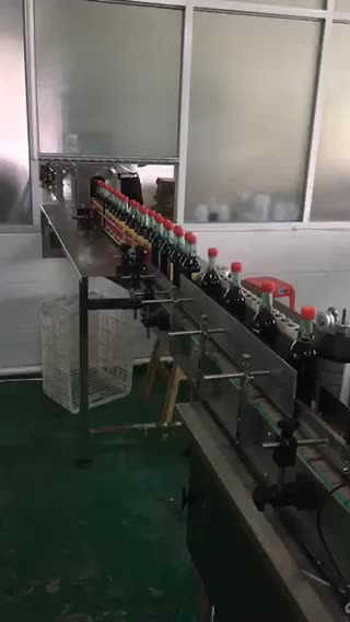 Hot sales Automatic Wet Glue Round jars Labeling Machine with Paper label