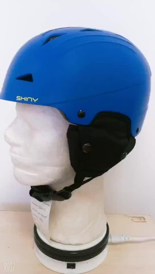 OutdoorMaster स्की हेलमेट-एएसटीएम के साथ प्रमाणित सुरक्षा खेल बर्फ हेलमेट, 9 विकल्प-पुरुषों के लिए, महिलाओं और युवा