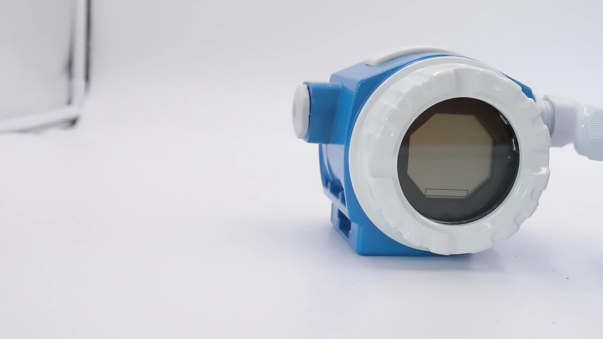 Smart 4-20mA Temperature Transmitter with RTD PT100 and Thermowell