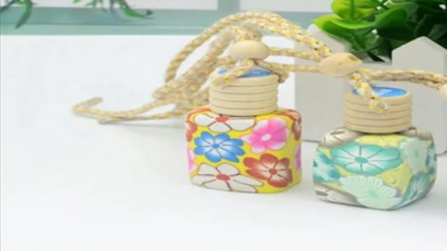 Custom design with wooden cap and rope bottle for diffuser