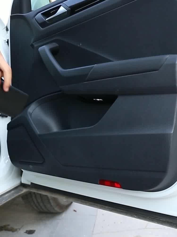 2019 heißer verkauf auto trash tasche hängen mit PU Leder bequem auto trash organizer trash tasche für auto großhandel