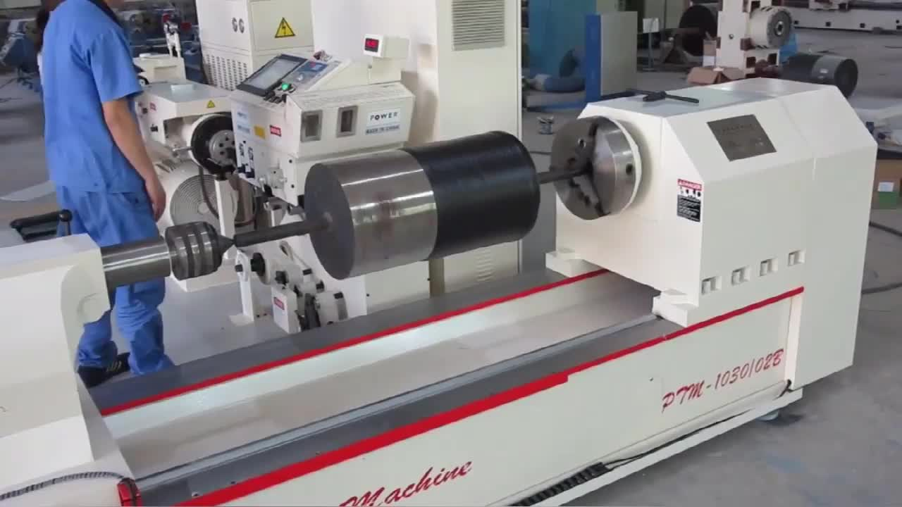 Customize PU Polyurethane Rubber Roller For Printing/ Dyeing /Textile